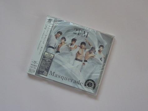 2PM ■ マスカレード ~Masquerade~ ■ 通常盤 新品・未視聴