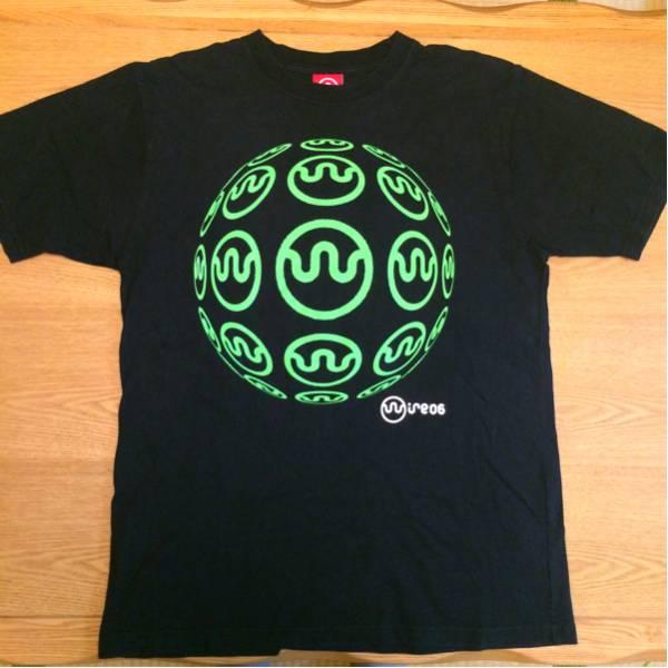 WIRE06 Tシャツ ブラック サイズL テクノ 石野 卓球