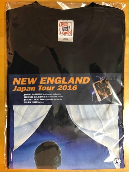 ♪ニュー・イングランド「TシャツsizeLネイビー」新品/NEW ENGLAND♪