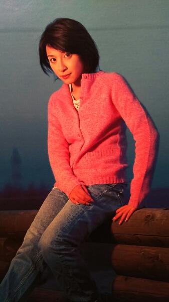 奥菜恵【週刊ヤングジャンプ】2000.2.3号ページ切り取り