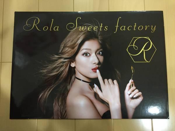 ローラ スイーツ ファクトリー sweets factory 販促 ボード