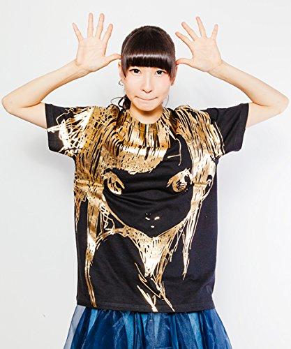 MIKIOSAKABE でんぱ組.inc 藤咲彩音 Tシャツ Lサイズ ピンキー