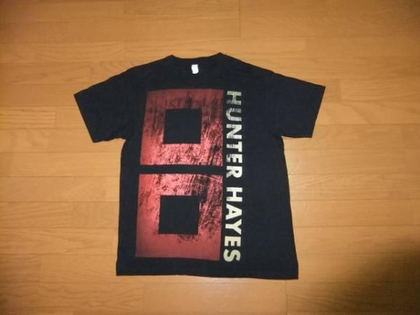 古着 TULTEX Tシャツ ブラックM HUNTER HAYES タルテックス