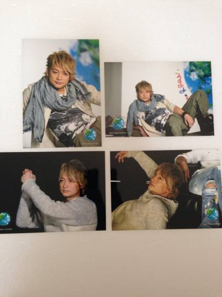 【SMAP】香取慎吾 フォトセット 公式 写真 2010年 We are SMAP グッズ