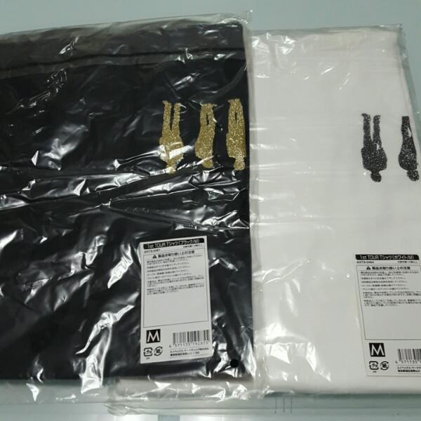 送料込 東方神起 1st LIVE TOUR 2006 Tシャツ タオル バッグ ライブグッズの画像
