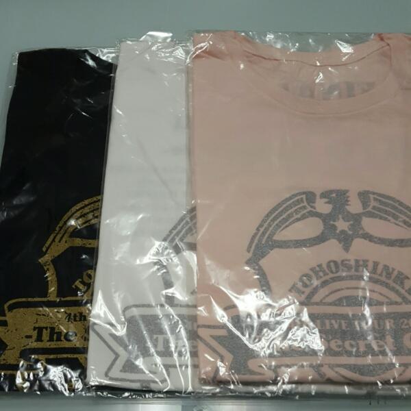 送料込 東方神起 4th LIVE TOUR 2009 Tシャツ タオル バッグ ライブグッズの画像