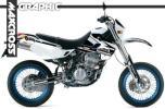 1993- KLX250SR Dトラッカー グラフィック デカール 15