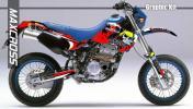 1993- KLX250SR Dトラッカー グラフィック デカール 16