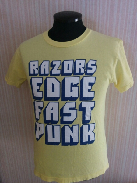 RAZORS EDGE Tシャツ pizzaofdeath sサイズ a504