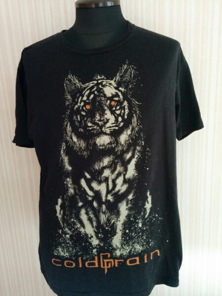 coldrain Tシャツ Lサイズ THE WAR IS NOW a813