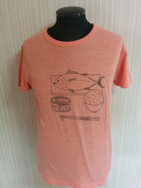 KANA-BOON Tシャツ 御膳 オレンジ Mサイズ a886 ライブグッズの画像