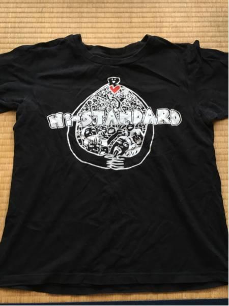 Hi-STANDARD ハイスタンダード Tシャツ ライブグッズの画像