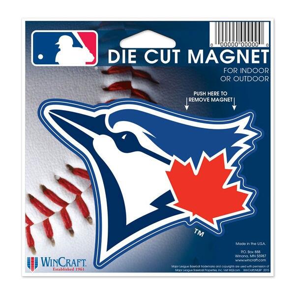 【ロゴアイコンマグネット】MLB公認★トロント・ブルージェイズ グッズの画像