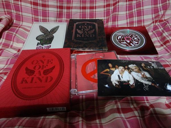 BIGBANG G-DRAGON CD、DVDセット