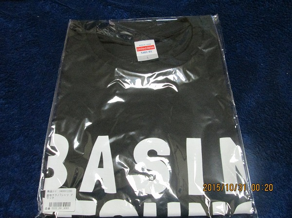 岡崎体育 盆地テクノTシャツ ブラック L 新品未開封