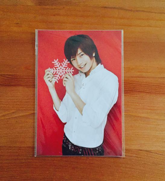 未開封☆中島健人☆☆SexySummerに雪が降る 特典ポストカード