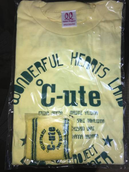 【新品未開封】℃-ute Tシャツ【送料無料】 ライブグッズの画像
