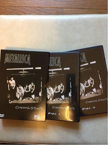 メタリカ 2枚組 DVD METALLICA
