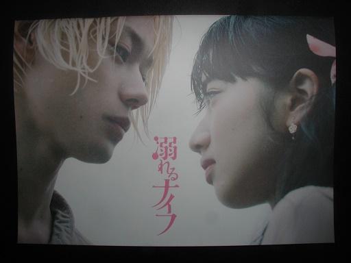 溺れるナイフ 映画 パンフレット+チラシ2種// 小松菜奈 菅田将暉 グッズの画像