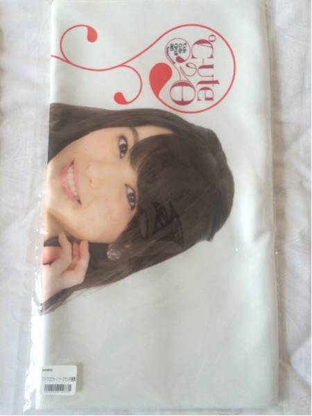℃-ute 矢島舞美 マイクロファイバータオル MFT ℃-uteの日 新品 ライブグッズの画像