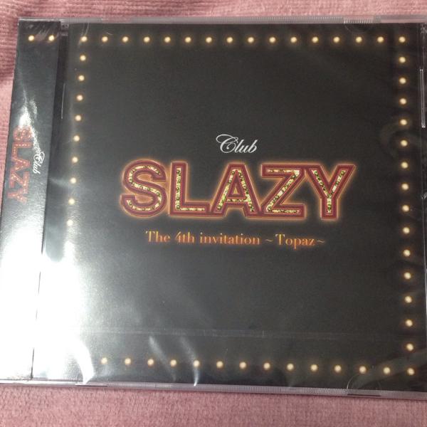 新品 舞台 CLUB SLAZY 4th CD 太田基裕 米原幸佑 加藤良輔