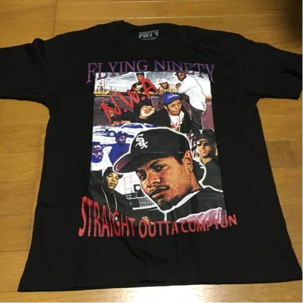 fnty n.w.a EAZY-E DR.DRE ICECUBE Tシャツ
