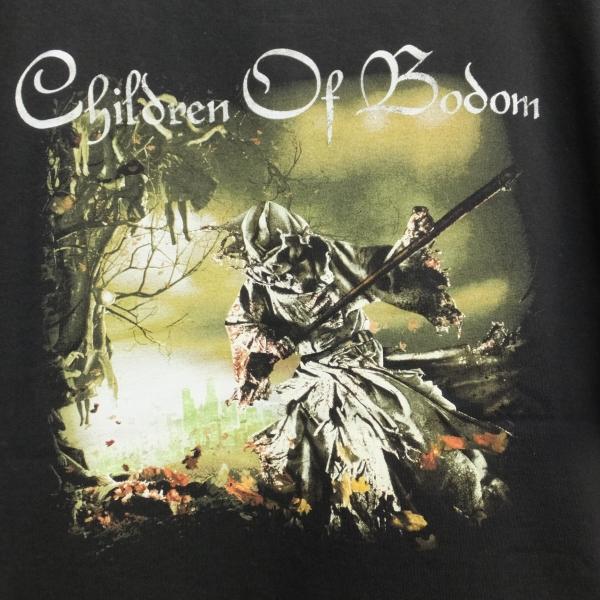 美品 Children of Bodom チルドレンオブボドム Tシャツ L