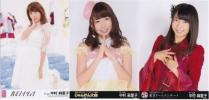 中村麻里子『写真3枚セット-04』+おまけ
