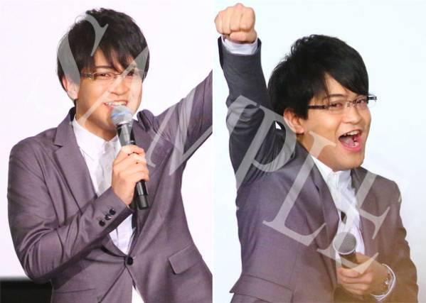 石川界人『僕のヒーローアカデミア第1期上映会&トーク』生写真
