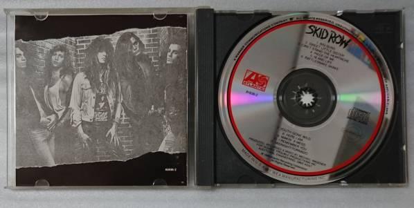 SKID ROW 1989 1st★US オリジナル盤CD [513W_画像4