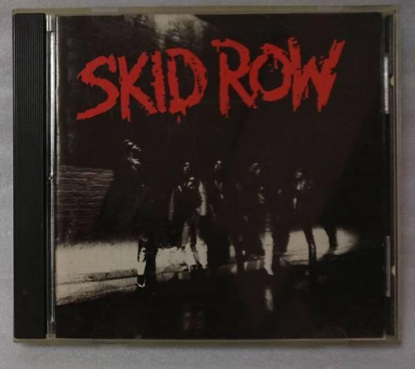 SKID ROW 1989 1st★US オリジナル盤CD [513W_画像1
