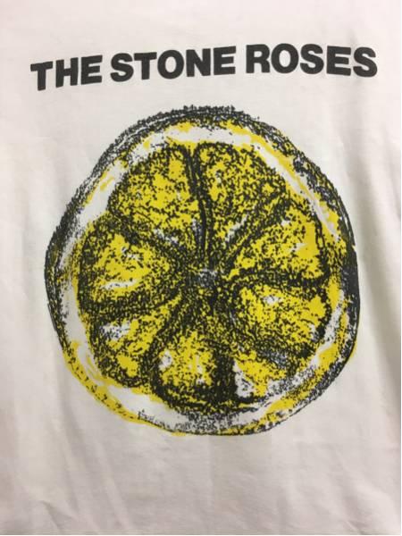 希少 90s ストーンローゼズ Tシャツ STONE ROSES ビンテージ vintage