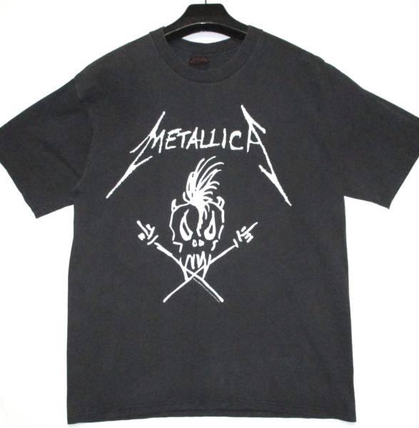 1992 93年 METALLICA メタリカ Tシャツ ジャスティンビーバー ライブグッズの画像
