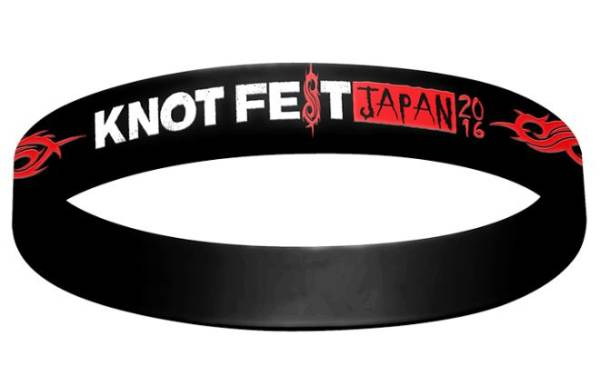 KNOTFESTラバーバンドSlipknotノットフェスsim ANTHRAX mwam MARILYN MANSON Lamb of God IN FLAMES Deftones Disturbed SiM RIZE