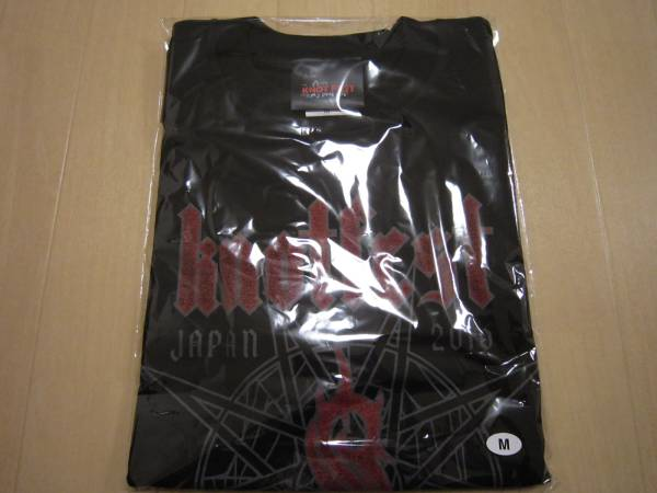 M即KNOTFEST 2016 TシャツSlipknot MAN WITH A MISSIONノットフェスsim ANTHRAX the GazettE jealkb MARILYN MANSON pizza of death RIZE v_画像2