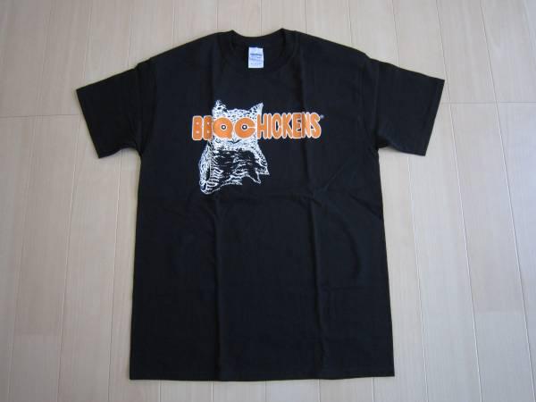 Lレア BBQ CHICKENS Tシャツken yokoyamaハイスタpizza of death ライブグッズの画像