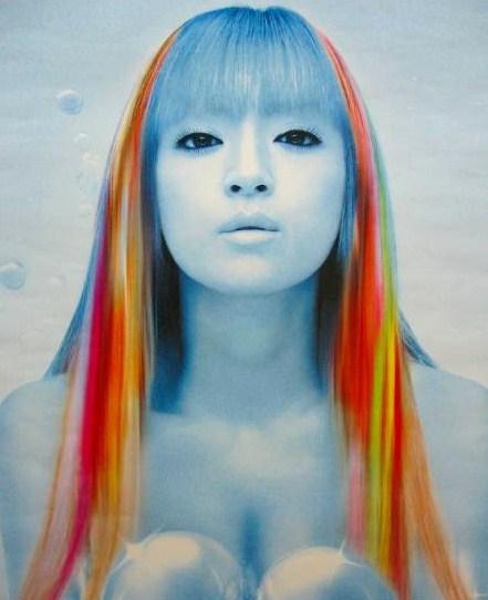 ★即決【浜崎あゆみ】2002年『RAINBOW』B2ポスター新品