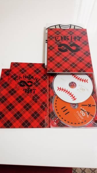 関ジャニ FIGHT CD+DVD