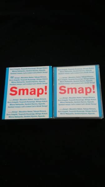SMAP Tour 2002 ツアー ライブDVD 即決 大人気 解散 3枚組 コンサートグッズの画像