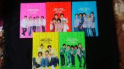 SMAP×SMAP COMPLETE BOOK 月刊スマスマ新聞 1〜5 5冊セット