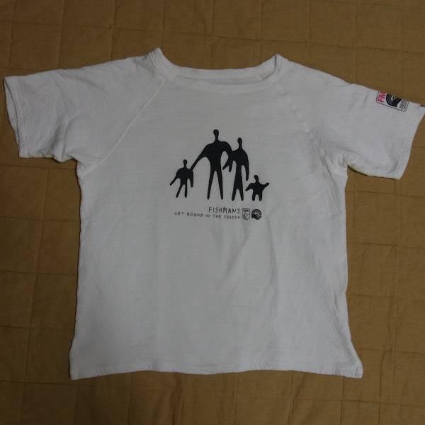 【送込・中古美品】FISHMANS Family Tシャツ