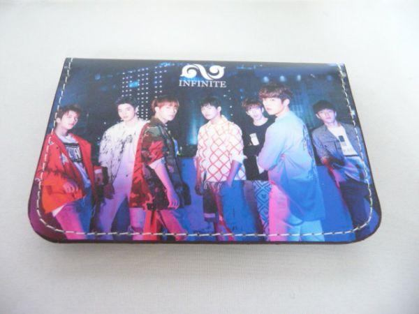 韓国 K-POP☆INFINITE☆カード入れ カードケース 20PCS