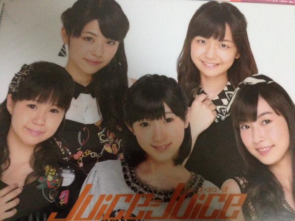 Juice=Juice 宮本佳林 等 ナルチカ クリアファイル ライブグッズの画像