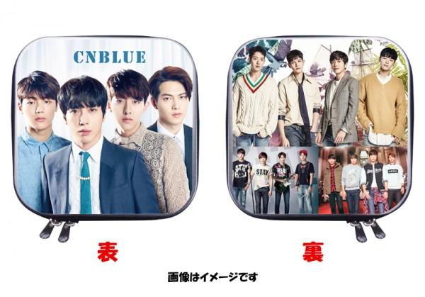 CNBLUE 両面写真付き CDケース DVDケース 四角 02