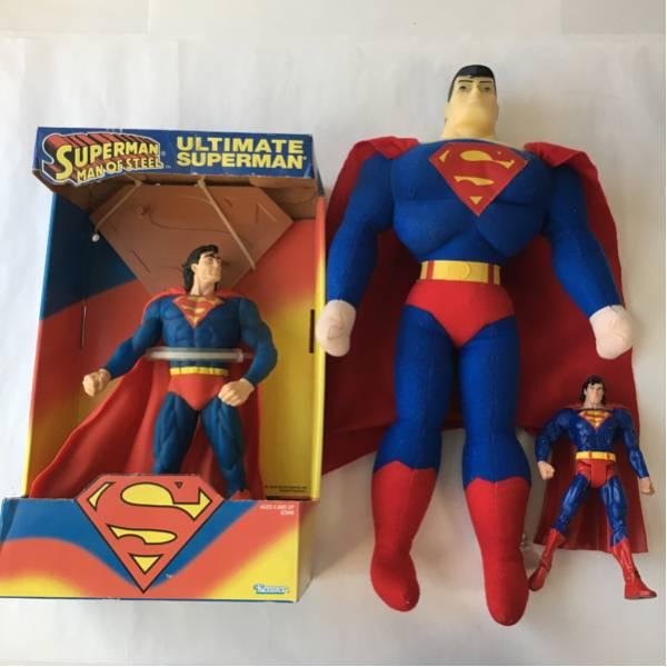 DCコミック スーパーマン まとめ売り フィギュア グッズ グッズの画像