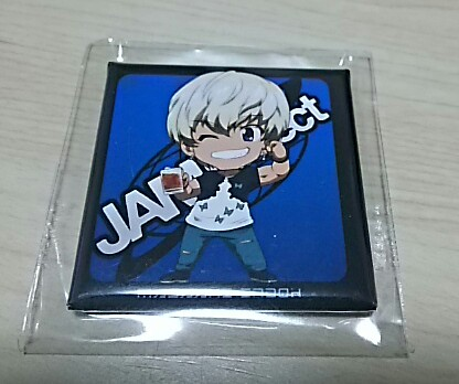 JAM Project AREA Z ガチャ マグネット 遠藤正明 送料込