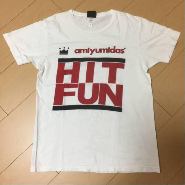 【送料込】PUFFY パフィー Tシャツ S ライブグッズの画像