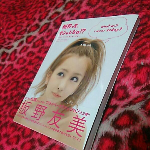 AKB48板野友美私服写真集 ライブ・総選挙グッズの画像