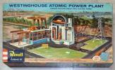 01☆REVELL/WESTINGHOUSE ATOMIC POWER PLANT (USA)