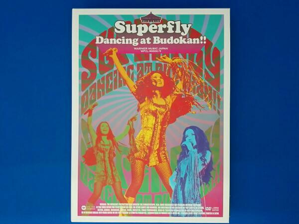 スーパーフライSuperfly Dancing at Budokan!!(初回限定版) ライブグッズの画像